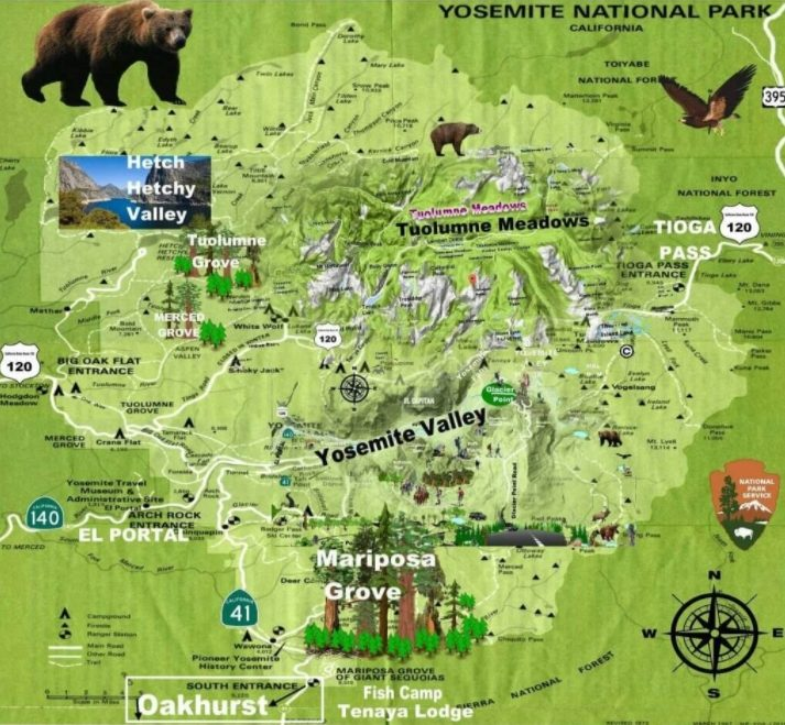Oakhurst Yosemite Vacation Rental